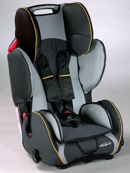 儿童安全座椅E-mark认证
